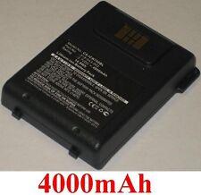 Batería 4000mAh tipo 318-043-002 Para Intermec CN70, intermec CN70e