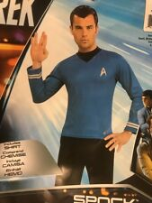 Star Trek Spock Costume Adult Medium 38-40 Jacket Size