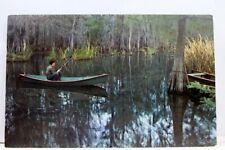 Louisiana LA Deep South Serenity Postcard Old Vintage Card View Standard Post PC