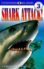 Dk Readers: Shark Attack! by Cathy East Dubowski (1998, Paperback)