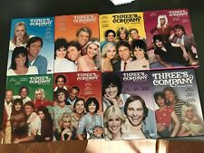 THREE'S COMPANY THE COMPLETE TV SERIES DVD Seasons 1-8 1 2 3 4 5 6 7 8