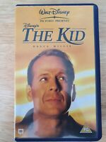 The Kid - Bruce Willis - Walt Disney - PAL VHS Video Tape Blue Case (tested)