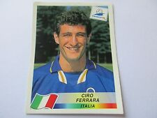 Sticker PANINI World Cup FRANCE 98 N°89 Italia Ciro Ferrara