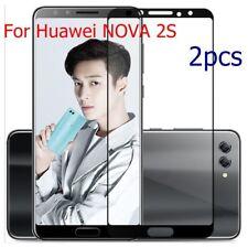 Shockproof Premium Tempered Glass Film Full Screen Protector For Huawei NOVA 2S