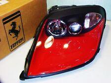 Ferrari 550 Headlight_Lamp_Left Side_Maranello_Red_Rossa Corsa_Bulbs_65482351_OE