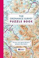 The Ordnance Survey Puzzle Book: Pit your  by Ordnance Survey New Paperback Book