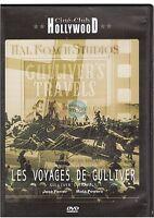 DVD LES VOYAGES DE GULLIVER jose ferrer mala powers dave fleischer VOST !!!