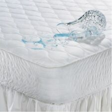 Comfortnights Quilted Microfibre Waterproof Mattress Protector Single bed