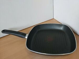 Tefal Square Griddle Pan Grill Pan GS7