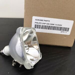 TOP OSRAM P-VIP 100-120/1.0 P22H Projector Lamp Genuine Part Made In Germany NEW