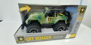 US Army Off Roader Toy Truck