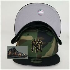 New Era New York Yankees Army Snapback hat Jordan 10 CAMO