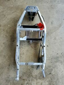 2008-2010 Buell 1125 R/CR OEM Rear Subframe Tail Chassis Undamaged
