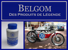 BELGOM RENOVATEUR PEINTURE ELIMINE L'ASPECT MAT DES PEINTURES OXYDÉES MOTO/CYCLO