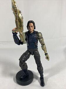 Winter Soldier Bucky Infinity War Marvel Legends Hasbro Figure Captain America