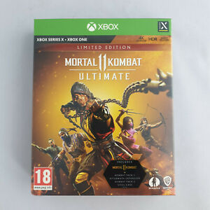 Xbox One / Series X - Mortal Kombat 11 Ultimate Limited Edition NEW SEALED