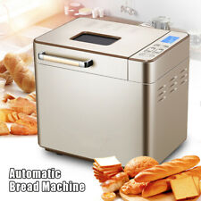 Home Automatic Intelligent Bread Machine Multifunction Small Ferment Flour Maker