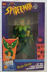SPIDER-MAN THE ANIMATED SERIES VULTURE DELUXE EDITION 10 INCH ACTION FIGURE