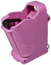 Maglula Pink UpLULA Universal Pistol Magazine Loader & Unloader-9mm-45ACP