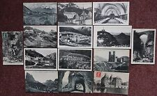 Collection of 14x c1912 Postcard of Le Dauphine Dauphiny France Carte Postale PC