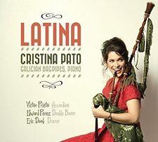 Cristina Pato Quartet - Latina CD Sunnyside