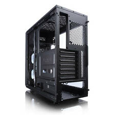 Fractal Focus G No Power Supply ATX Mid Tower w/ Window (Black)