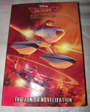 BRAND NEW Paperback Book Disney Planes Fire and Rescue the Junior Novelization