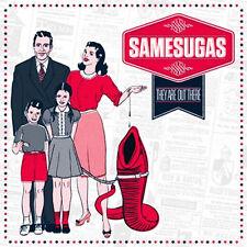 SAMESUGAS They Are Out There! LP . wipers punk hardcore nuevo catecismo catolico