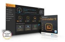 Ashampoo Uninstaller 9/ Lifetime Genuine License/ 100% Unique/ Instant Delivery