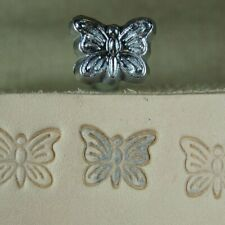 Vintage Craftool Co. USA - #Z788 Butterfly Stamp (Leather Stamping Tool)