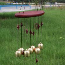 hot Windspiel Klangspiel 12/27 Klangröhren Feng Shui Windharfe Haus Garten Deko#