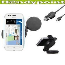 Kfz Halterung Nokia N8 C7 E7  E6 X7 C5 C6 C5 Auto Halter 360 Grad +KFZ Ladekabel