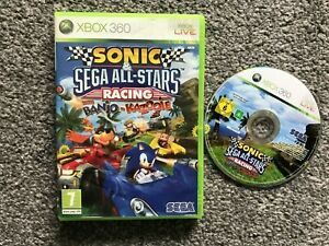 Sonic & SEGA All-Stars Racing Xbox 360