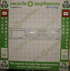 WASHING MACHINE WASHER DRYER CONTROL PCB C00112616 (J00146426) WITH WD440P PANEL