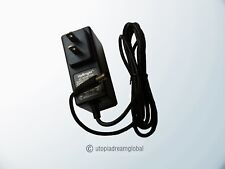 AC/DC Adapter For Elation Stage Setter-8 Dimmer Switch DJ Fog Machine Controller