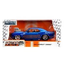 "Bigtime Muscle Series: 1969 Chevy Camaro ""Earthshaker"" 1/24 Scale"