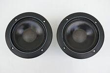 (Pair) Infinity 902-4315 Midrange Speakers Components SM-152 4 Ohm