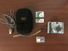 Digital Camera: Canon PowerShot A710 Is 8 Mp w Accessories - Excellent Condition
