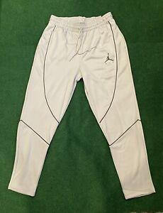 NIKE Men's AIR JORDAN Jumpman Air Suit Pants NWT Light Smoke Grey SIZE: XL