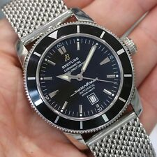 BREITLING Superocean Heritage Black Stainless Steel A1732024/B868-ss - A17320