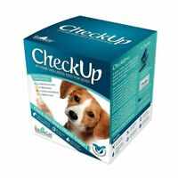 CheckUp At Home Wellness Glucose UTI Protein Test Kit for Dogs