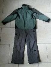 OBERMEYER snow board jacket,COLUMBIA CONVERT pants,insulated,boys 14/16 ski