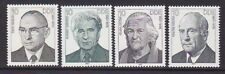 Germany DDR 2954-97 MNH 1987 German Workers Leaders Movement Full Set of 4