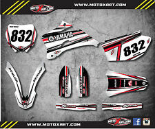 Yamaha YZF450 2009 stickers/decals RIPPER style custom graphics kit