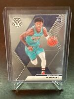 2019 - 2020 Panini Mosaic Ja Morant Rookie Memphis Grizzlies Mint Condition RC