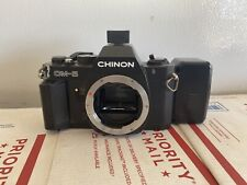 Chinon CM-5 35mm Film Camera With Attachment