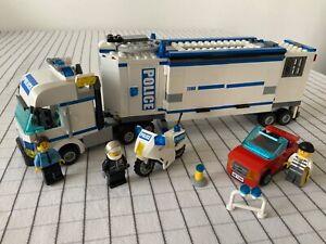 LEGO (TOWN / VILLE : POLICE) : SET 7288 : MOBILE POLICE UNIT