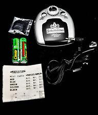Feldschlößchen Scan Radio mit Kopfhörer und Batterien