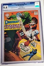 STRANGE ADVENTURES #212 CGC 9.4! Very Rare! Deadman!! Neil Adams! Buy ME!!!