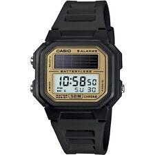 Reloj Casio Digital Modelo AL-190W-9AV Carga Solar Bateria Energia Solar